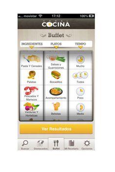 10 APPS de cocina para gastrovictims - Canal cocina es una de ellas!! La mejor!! #apps #cocina