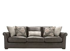 Kiernan Leather Sofa