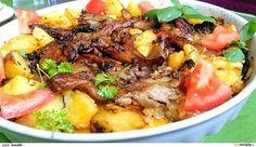 Naložená a pečená hlíva ústřičná recept - TopRecepty.cz Chef Gordon Ramsay, Pot Roast, Food And Drink, Beef, Chicken, Cooking, Ethnic Recipes, Health, Fit