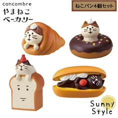 Kawaii Crafts, Rement, Air Dry Clay, Fondant Cakes, Cute Art, Art Reference, Illustrator, Character Design, Action