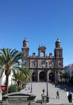 Santa Ana Cathedral, Las Palmas