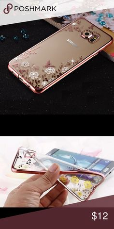 ✨Brand New✨Secret Garden Rose Gold Cover ✨Brand New✨Secret Garden Rose Gold Cover For Samsung   * Designed specifically for Samsung Galaxy S7 /S7 Edge * 100% brand new and high quality * Keeps your phone safe and protected in style * It is made up of hard material, very endurable and slim * Colors shown in pictures may slightly differ from actual product due to lighting and color settings Accessories Phone Cases