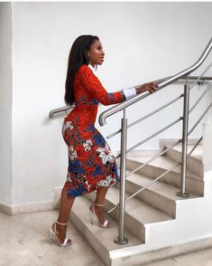"Today we bring to you ""Enchanting Ankara Styles to Copy."" Ankara is so lovable that you would find it difficult and hard to find faults in it styles. Ankara has made the fashion community a more competitive one. Checkout these styles and enjoy your day."