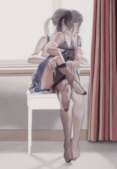 Overlapping Image Painting © by Ho Ryon Lee