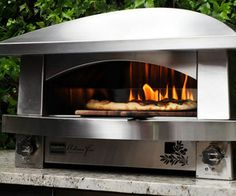 Love the stainless pizza oven - kalamazoo outdoor gourmet