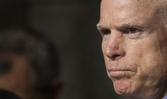 10/20/16 - John McCain Skewers Trump For Not Pledging To Accept Election Results