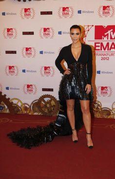 Kim Kardashian MTV Music Awards