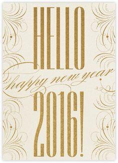 A Happy & Wonderful New Year to everyone! xo Marie
