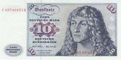 german money | ... deutsche mark german barque gorch fock german money 10 deutsche mark