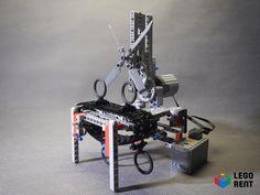 5. týždeň - O vode - tentokrát sme stavali LEGO bublinovače.