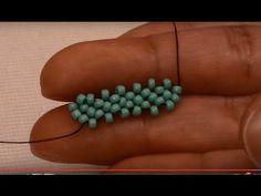 Potawatomi Stitch ~Seed Bead Tutorials