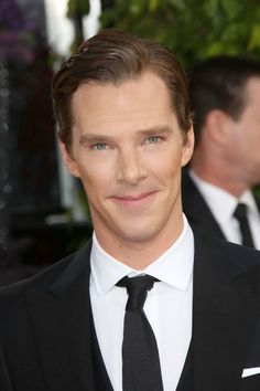 #BenedictCumberbatch, Golden Globes by Jim Smeal [3840 x 5760 pixels]