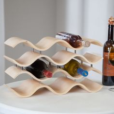 Have to have it. Oenophilia Bali 10-Bottle Wine Rack $49.01