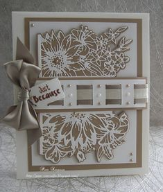"Hello everyone, Sharing DT samples for Tattered Lace ""Lemon Verbena Collection"". Launching on Create and Craft TV Thursday H. Scrapbooking Album, Diy Scrapbook, Scrapbook Albums, Create And Craft Tv, Rose Stem, Verbena, Paper Cards, Hello Everyone, Decor Crafts"