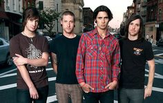 All American Rejects band