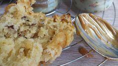 Muffins aux noix de pécan et confiture de lait
