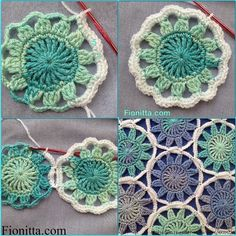 crochet home: baby blanket
