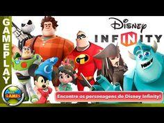 Disney Infinity Introducao Game PC