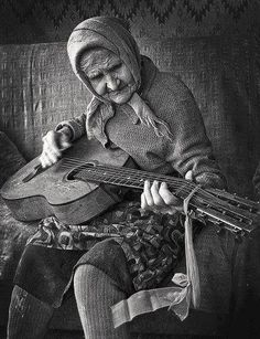 """Even when I'm old I want to feel the music"" YES !"
