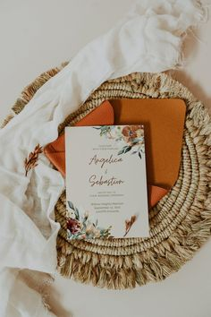 Orange Wedding Invitations, Wedding Invitation Templates, Bridal Shower Invitations, Invitation Suite, Wedding Stationary, Wedding Sets, Wedding Cards, Floral Wedding, Dream Wedding