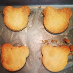 Home Made Little Bear Cookie.