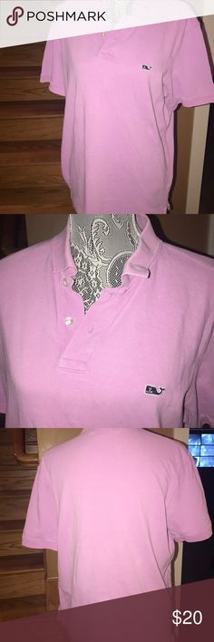 Vineyard vines collared shirt Men's size small vineyard vines purple polo excellent condition Vineyard Vines Shirts Polos
