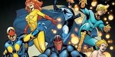 The main cast of characters for Freeform's New Warriors has already been selected, but they have not yet been announced.