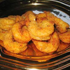 Easy Breaded Shrimp Recipe