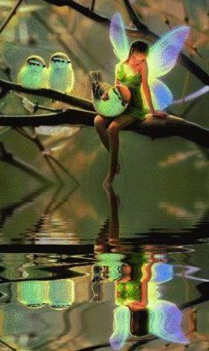 ≍ Nature's Fairy Nymphs ≍ magical elves, sprites, pixies and winged woodland faeries - fae reflections Fairy Dust, Fairy Land, Fairy Tales, Magic Fairy, Magical Creatures, Fantasy Creatures, Fantasy World, Fantasy Art, Fantasy Fairies