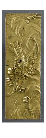 Arc et carquois sur fond de nuages - Musée national de la Renaissance (Ecouen)