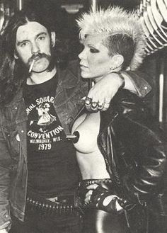 Lemmy and Wendy