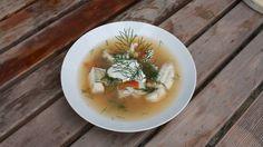 Dinner for One: Schnelle Fischsuppe  Credit: Strobl