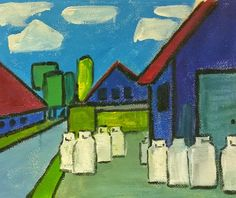 Gerrit Benner (1897-1981) was een Nederlands schilder. Hij leerde Siep van den Berg en zijn vrouw Fie Werkman kennen en kwam zo in aanraking met het werk van Hendrik Werkman, waardoor hij korte tijd werd beïnvloed. Ook vond hij inspiratie bij de kunstenaars van de Ecole de Paris zoals Bazaine, Soulages en Manessier. Zijn werk heeft raakvlakken met Cobra en De Ploeg.
