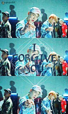 Aniyo Yoongi oppa I don't wanna be forgiven cus you basically ruin my bias list ☹️