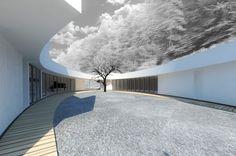 Arkon Ateliér - vila Ellipse * closed exterior space for owners