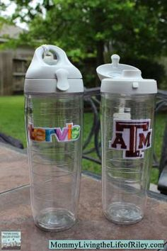 GIVEAWAY ~ Tervis 24 oz. Insulated Water Bottle of Your Choice ~ Powerful Travel Hydration ~ ARV $25!