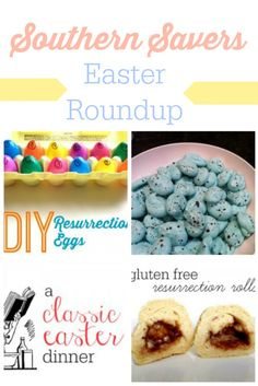 Southern Savers Easter Roundup
