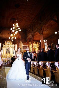 4. Butterfly Wedding,Church decor / Motylkowe wesele,Dekoracje kościoła,Anioły Przyjęć