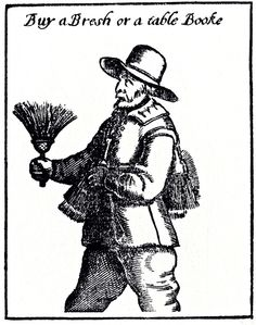 Cries of London 1644
