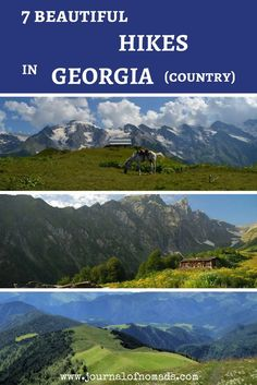 7 beautiful off-the-beaten-path hikes in Georgia (country) - Journal of Nomads