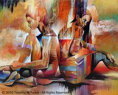 Timothy M. Parker | Art&Tatucya