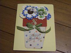 Birthday card for my daughter - Scrapbook.com