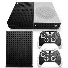 From HelloDefiance.com  http://www.hellodefiance.com/products/gq-blaque-skin-xbox-one-slim-protector?utm_campaign=social_autopilot&utm_source=pin&utm_medium=pin