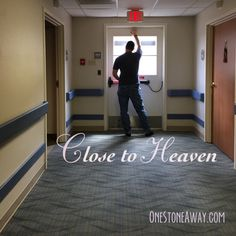 Close to Heaven – One Stone Away…