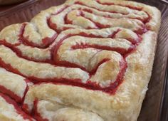 Sausage Stuffed Puff Pastry Intestines for your Walking Dead viewing party pleasure.