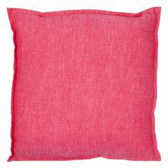 kissen aus leinen mit streifenmuster zara home deutschland 23 pillows w personality. Black Bedroom Furniture Sets. Home Design Ideas