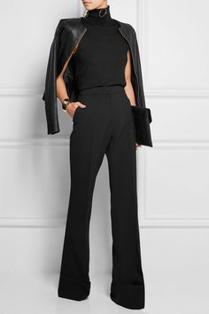 Casual Winter Outfits Ideas With Black Pants To Copy ASAP 20 Sophisticated Work Attire and Office Outfits for Women to Look Stylish and Ch. Classy Outfits, Chic Outfits, Fall Outfits, Fashion Outfits, Womens Fashion, Office Outfits, Christmas Outfits, Black Outfits, Emo Outfits