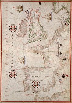 The Mystery of Extraordinarily Accurate Medieval Maps | DiscoverMagazine.com
