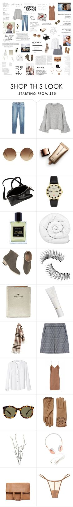 """maybe the best has yet to come"" by curious-and-young ❤ liked on Polyvore featuring Paige Denim, MANGO, Victoria Beckham, Nude by Nature, Givenchy, Sonia Rykiel, Kate Spade, Jardins D'Écrivains, Brinkhaus and Common Projects"