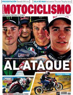 Motociclismo 2.453: Contenidos de la revista. Del 24 al 30 de marzo de 2015   Motociclismo.es